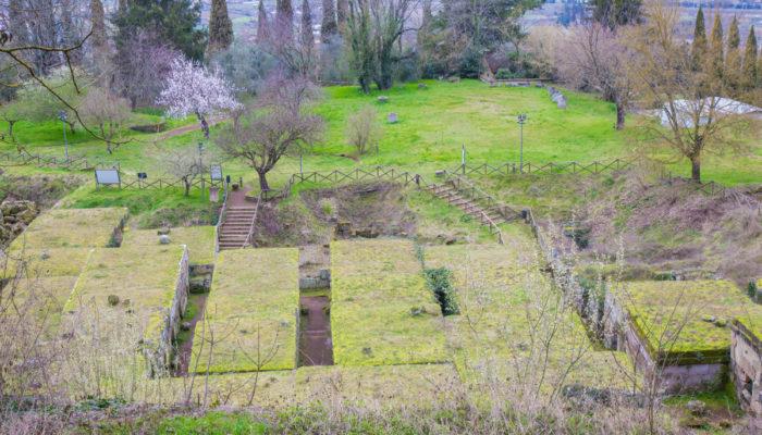 parco archeologico di orvieto