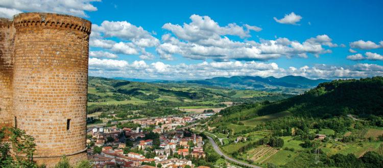 Escursioni nelle campagne di Orvieto