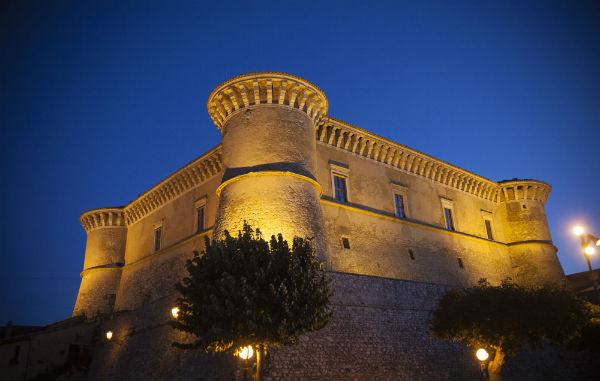 campagne di orvieto Castello di Alviano