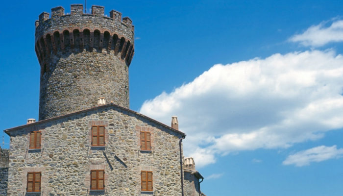 borghi medievali vicino Orvieto